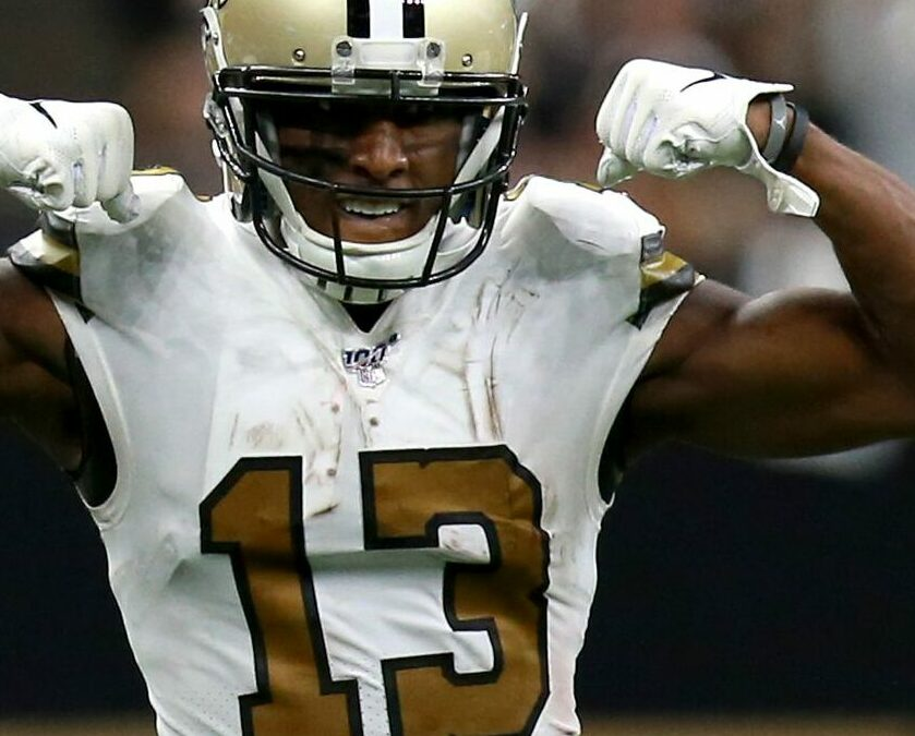 Michael Thomas is being severely undervalued