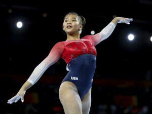 sunisa lee, gymnastics, tokyo 2021