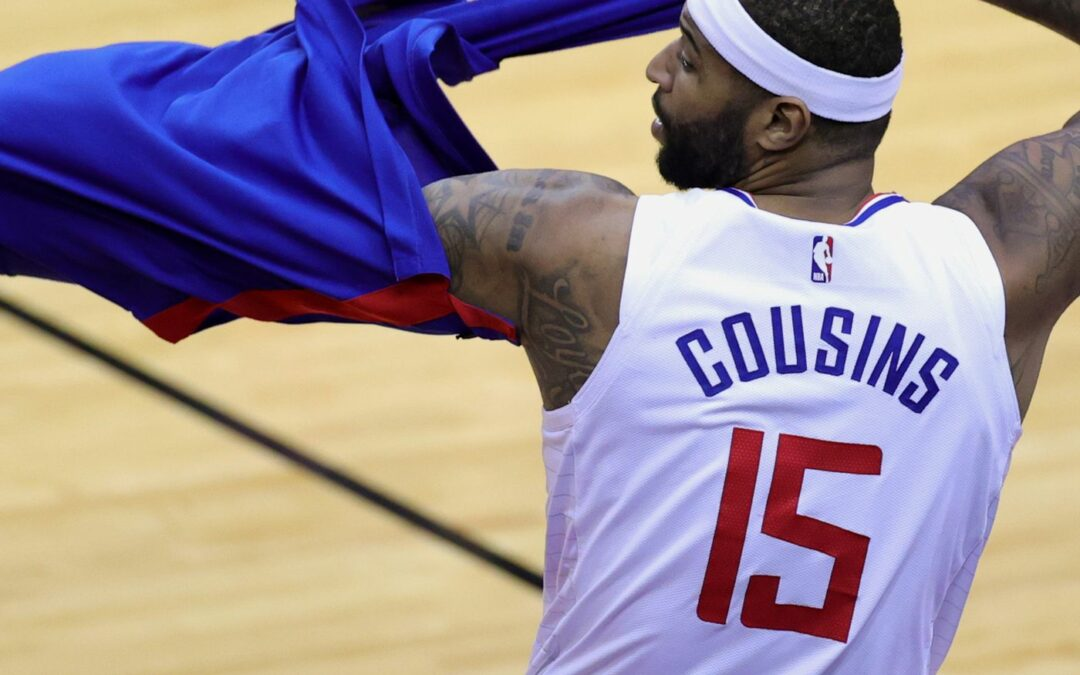 Demarcus Cousins is Back