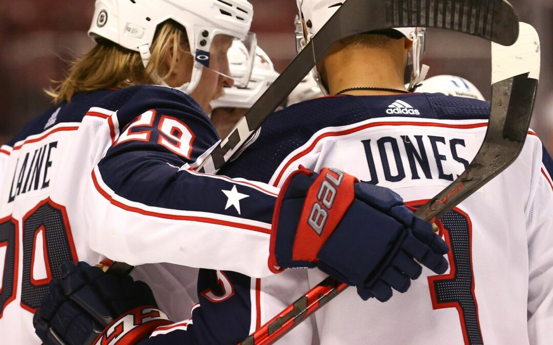Expansion Draft: Columbus Blue Jackets Protection List