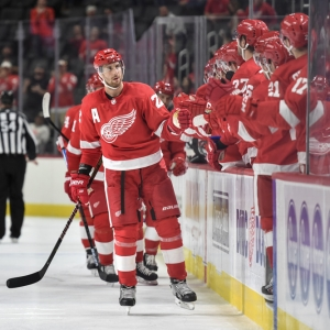 Expansion Draft: Detroit Red Wings Protection List
