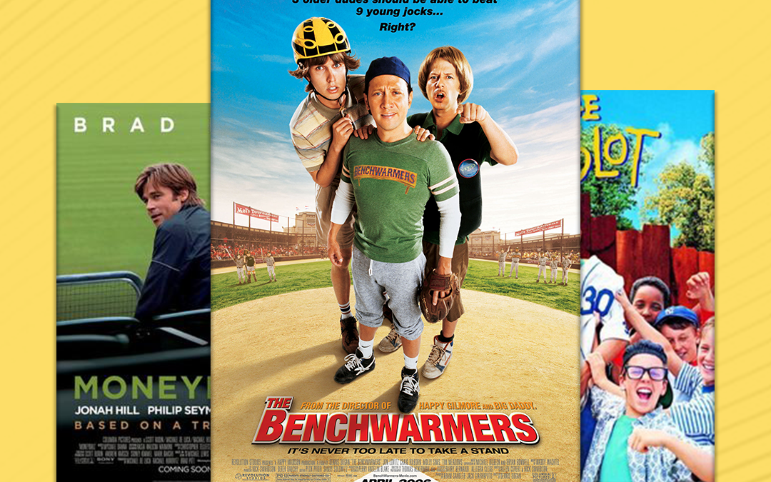 Top 3 Greatest Baseball Movies