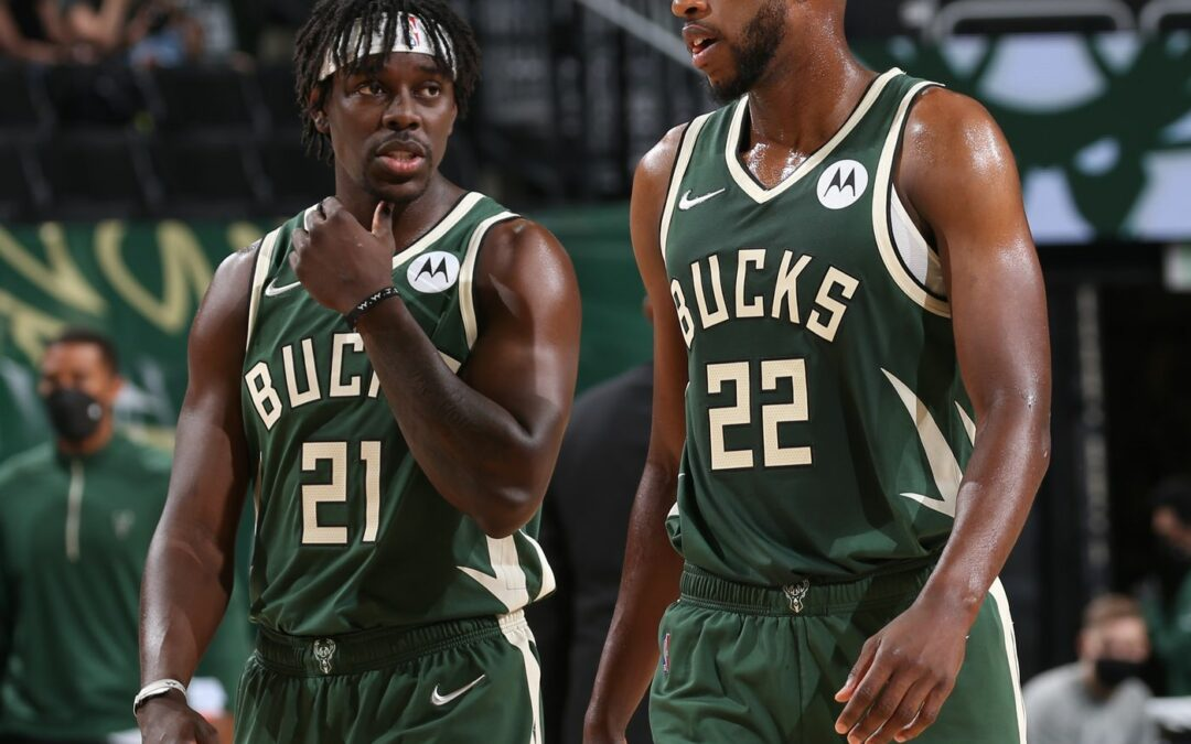 Is This Khris Middleton's Team Now?