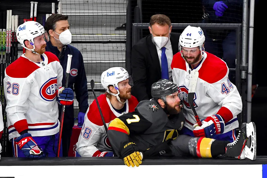 Habs in 6 – 2021 is the new 1993.