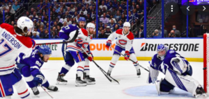 Habs with a chance on Tampa Bay in game 1