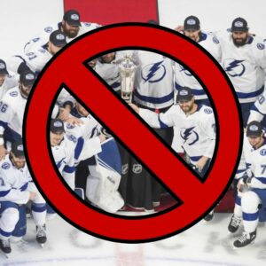 Tampa Bay Lightning winning the Stanley Cup in 2020 watch out for the habs