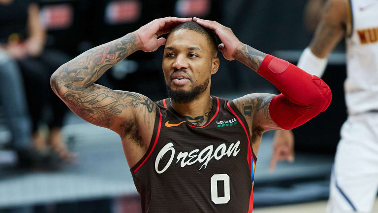 IS DAMIAN LILLARD GOING TO THE LAKERS?