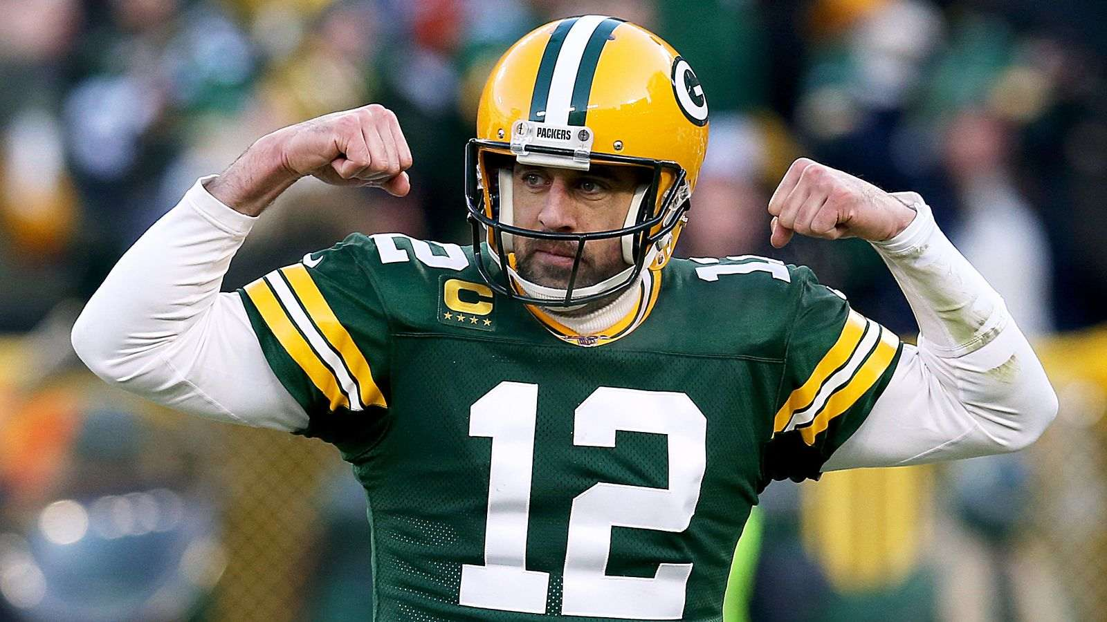 Aaron Rodgers Returns To Packers