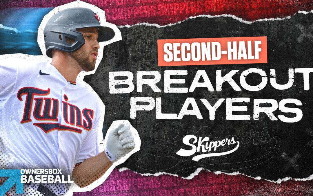 Fantasy Baseball 2021: Second-Half Breakout Players
