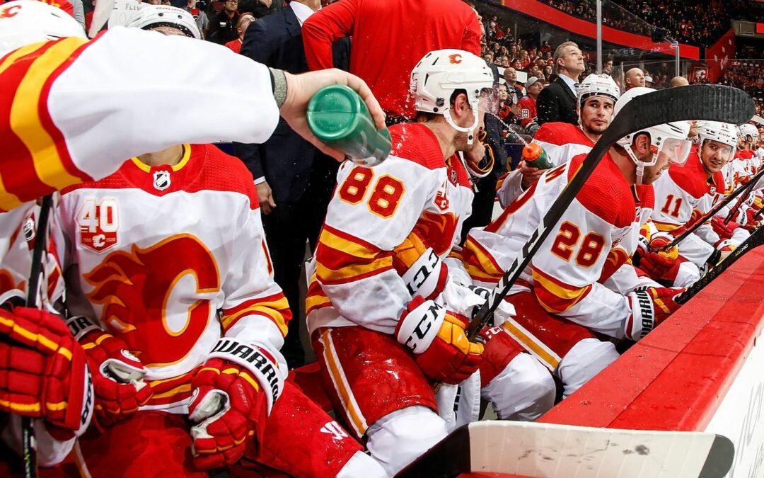 Expansion Draft: Calgary Flames Protection List