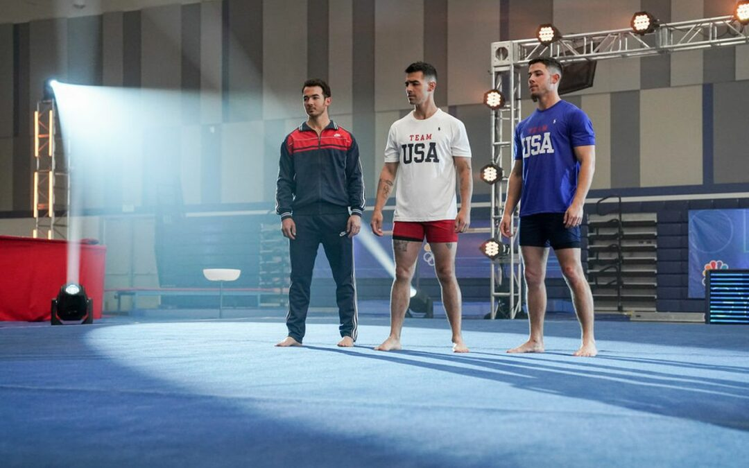 S.O.S: The Jonas Brothers are going to be Olympic Athletes