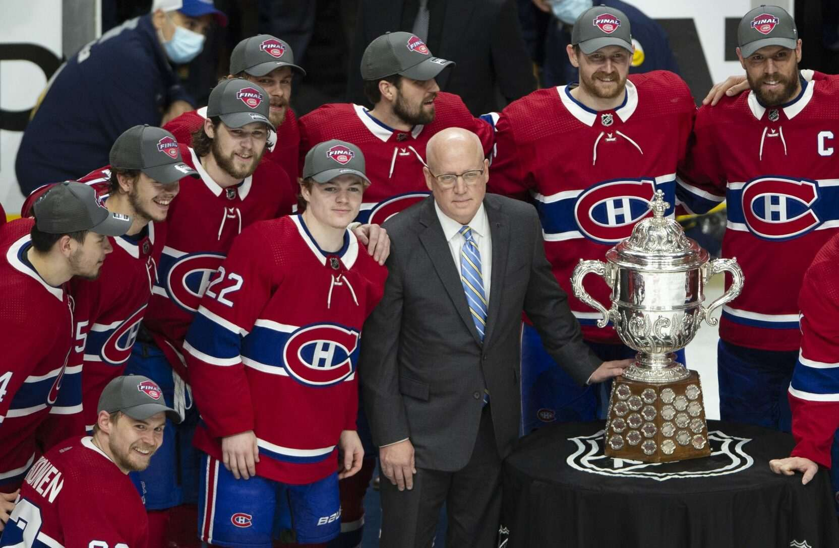 habs in the stanley cup with the salary cap scandal