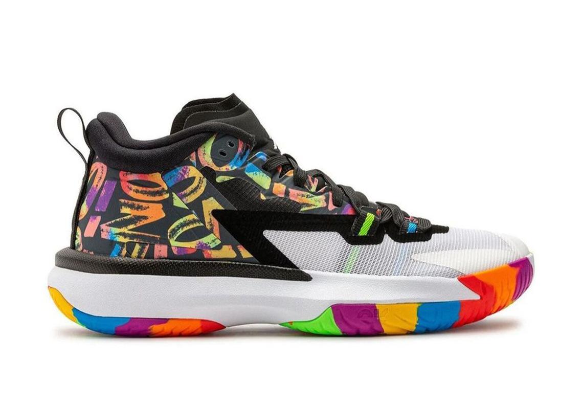 Zion Williamson, NBA, shoes
