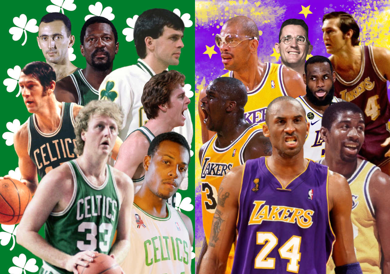 lakers, celtics, NBA