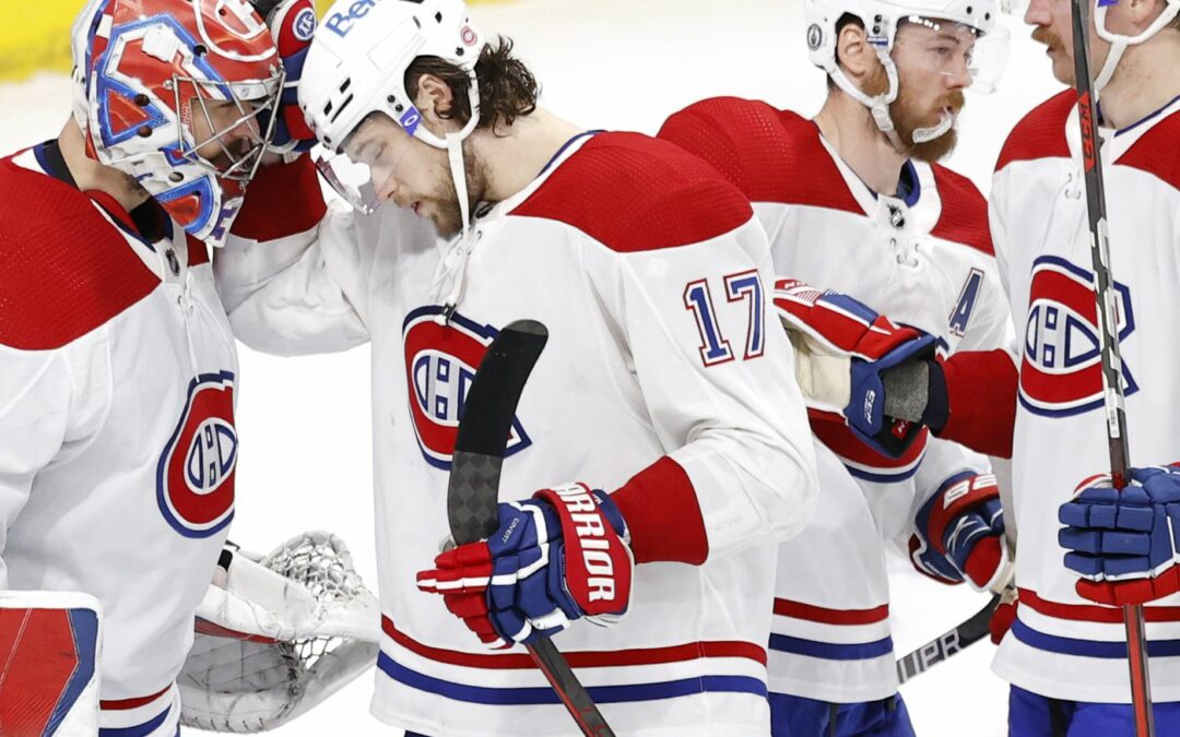 Expansion Draft: Montreal Canadiens Protection List