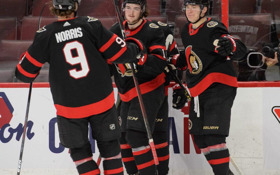 Expansion Draft: Ottawa Senators Protection List