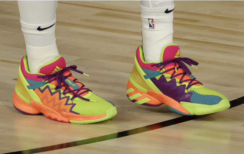 Adidas, Donovan Mitchell, NBA