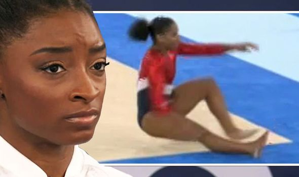 Simone Biles withdraws from Tokyo 2021 Olympics- Conspiracy
