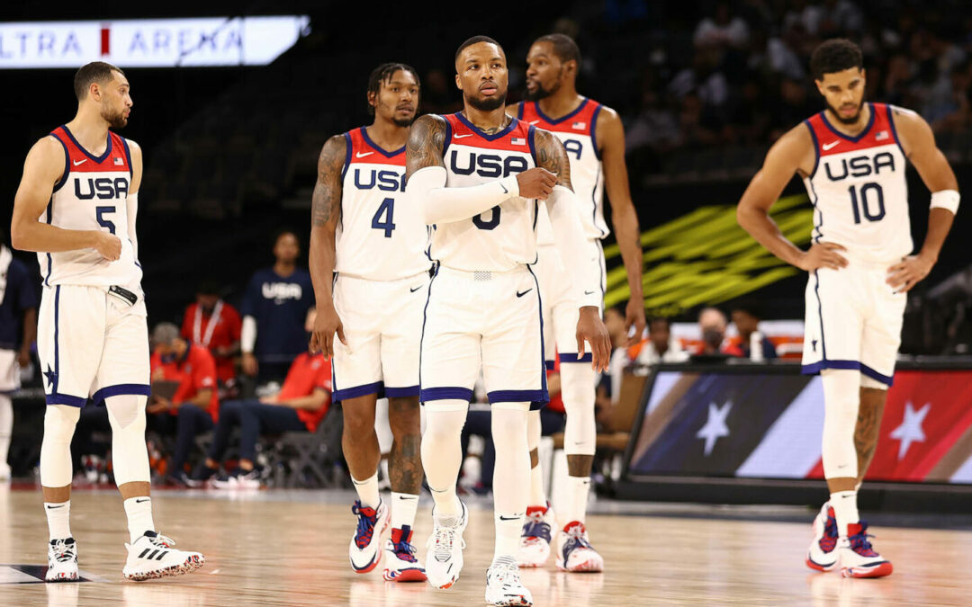 Should We Be Worried About Team USA In Tokyo?