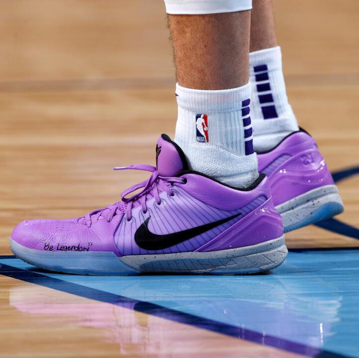 NBA, Kobe Bryant, Nike shoes