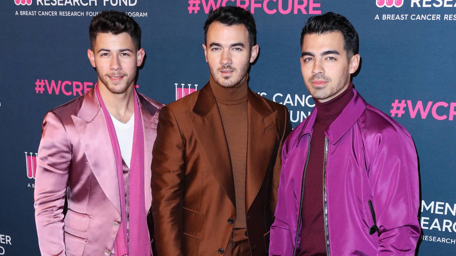 Jonas Brothers, Olympic dreams,