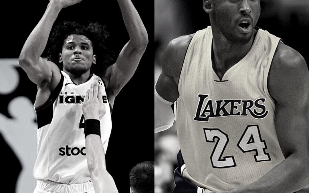 Will Jalen Green Be the Next Kobe?