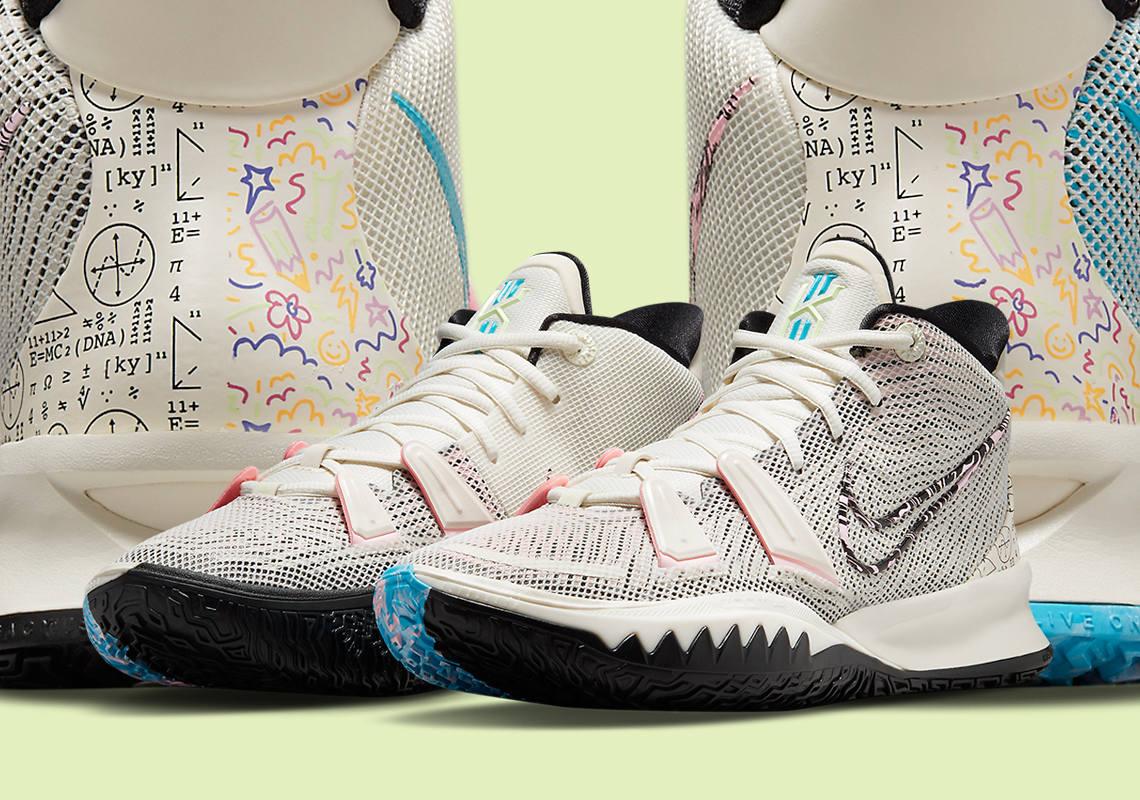 Nike, NBA, Kyrie Irving,