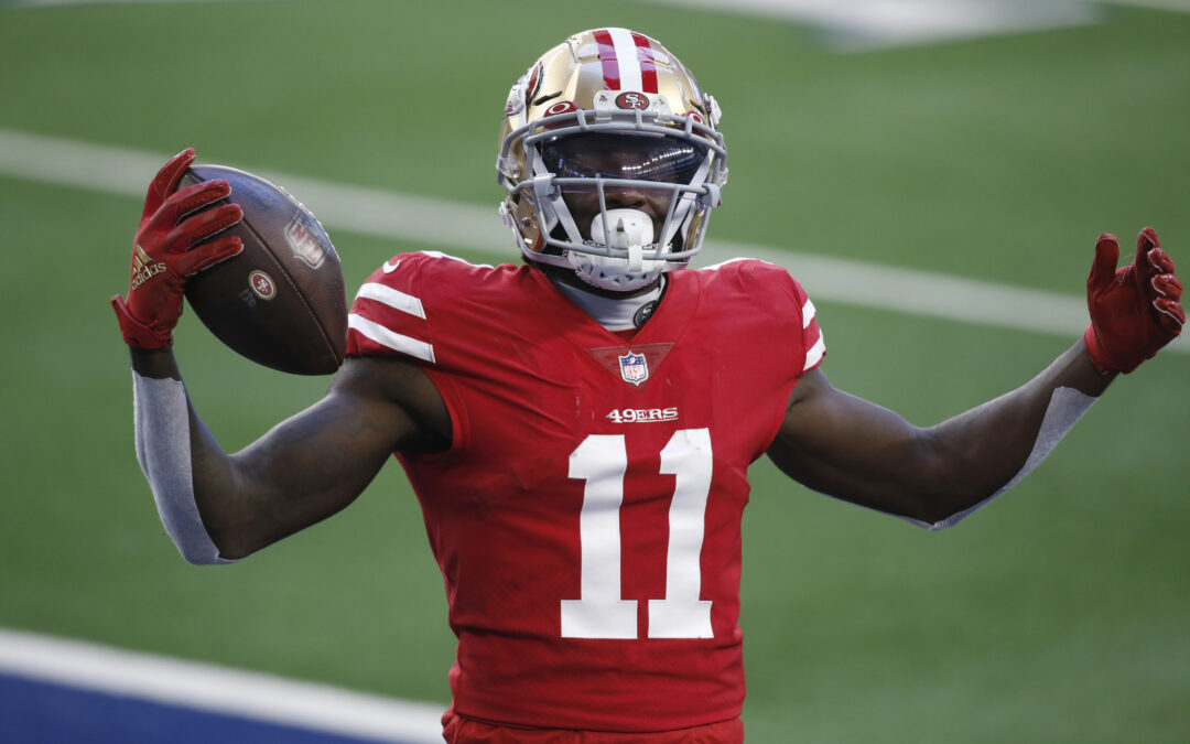 Wide Receiver Anchor for your SuperFlex Salary Cap Lineup