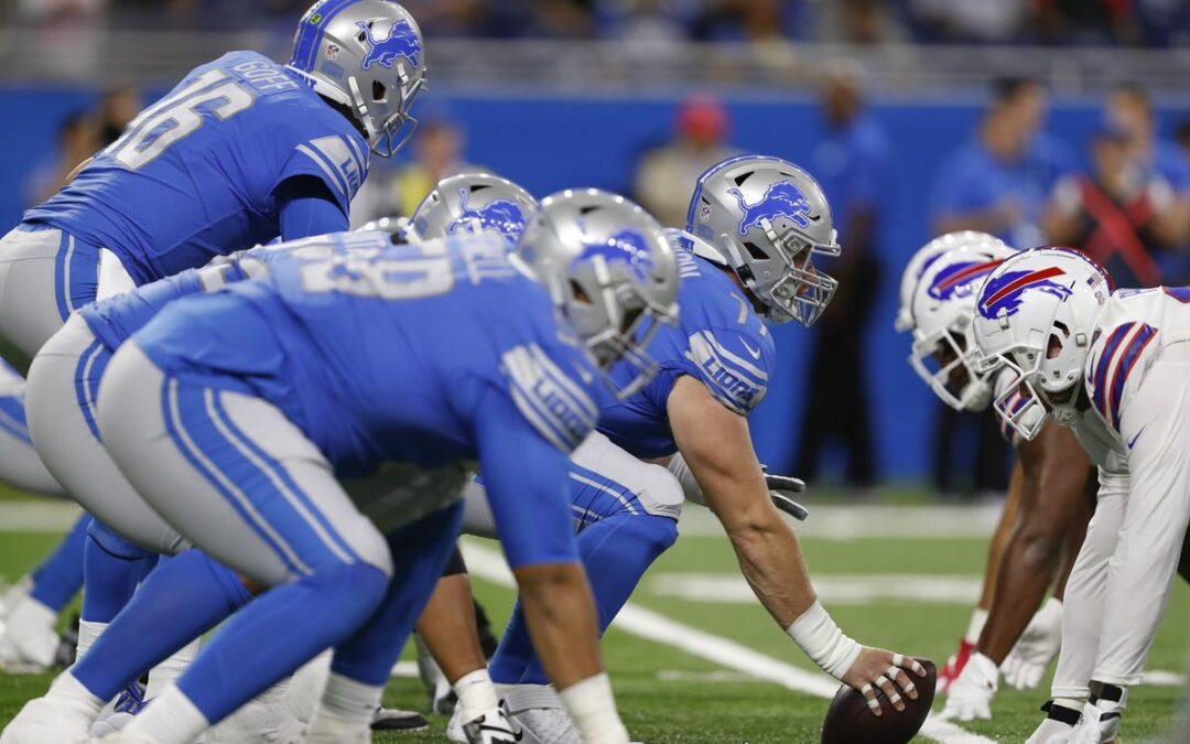 Detroit Lions 2021 Season Preview