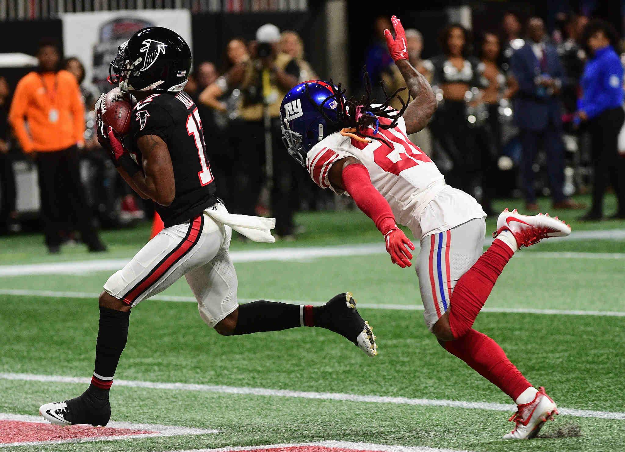 NFL, bets, falcons, giants, week 3