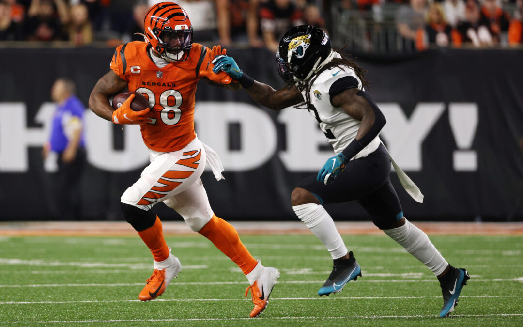5 Running Backs You Need in Your Week 6 Lineup